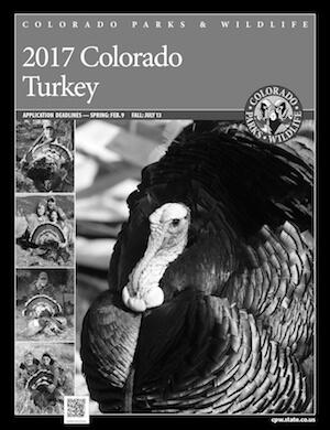 Colorado Hunting Regulations Cover