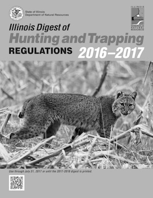 Illinois Hunting Regulations Cover