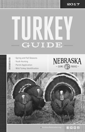 Nebraska Hunting Regulations Cover