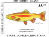 Trout stamps rhode island freshwater fishing regulations for Ri fishing regulations