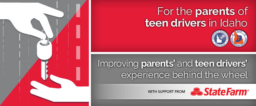 Welcome to the Idaho Parent's Supervised Driving Program