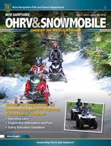 New Hampshire ATV & Snowmobile Cover