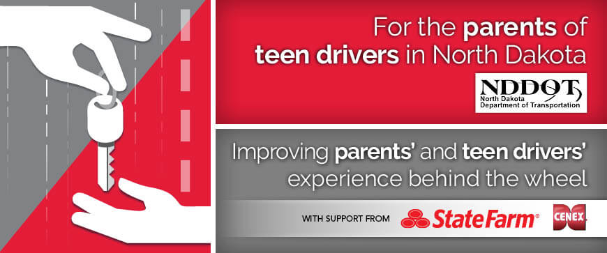 Welcome to North Dakota's Parent Supervised Driving Program