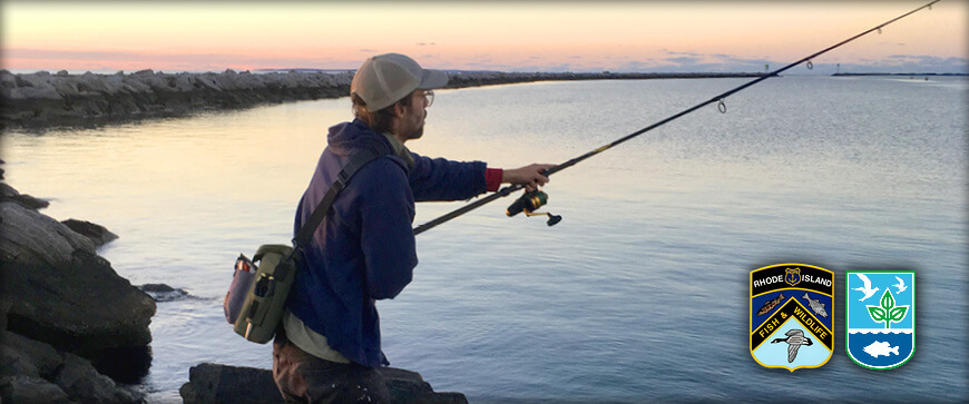 rhode island saltwater fishing regulations guide 2017