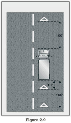 Image result for two way or undivided highway