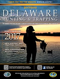 Delaware Hunting Regulations Cover