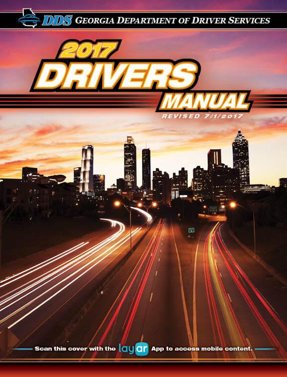 Georgia drivers manual | drivers handbook and study guide for georgia.
