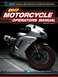Georgia Motorcycle Operators Manual Cover