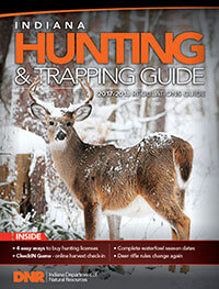 Indiana Hunting Cover