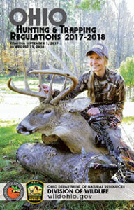 Ohio Hunting Regulations Cover