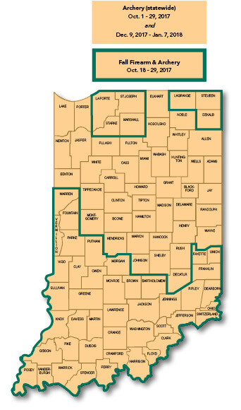 Wild Turkey Hunting | Indiana Hunting Seasons & Regulations – 2017 | eRegulations