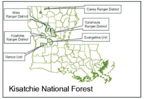 Federal Land Schedules Louisiana Hunting Seasons Regulations