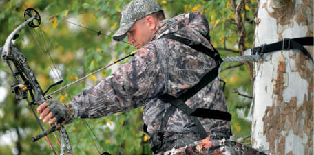 Tree stand safety indiana hunting seasons regulations for Indiana fishing license cost