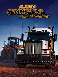 Alaska Commercial Drivers Manual cover