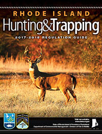Rhode Island Hunting Regulations Cover