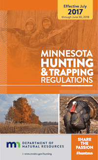 Minnesota hunting eregulations for Oregon fishing license cost 2017