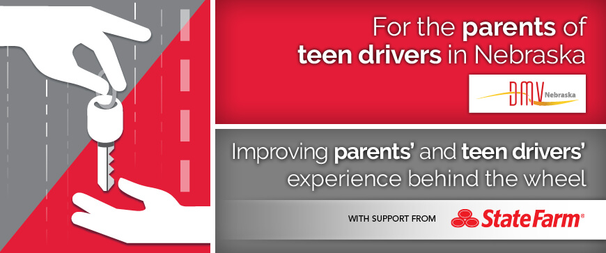 Welcome to the Nebraska Parent's Supervised Driving Program