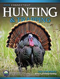 Connecticut Hunting & Trapping Regulations Cover