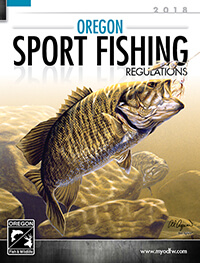 Oregon fishing regulations 2018 eregulations for Oregon fishing license cost 2017