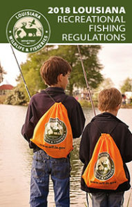 louisiana fishing regulations eregulations