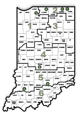 Indiana Contact Lists Indiana Fishing Regulations 2018