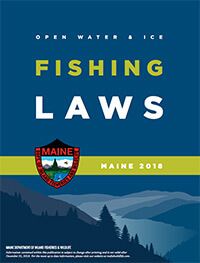 Maine fishing regulations 2018 eregulations for Tn fishing license cost