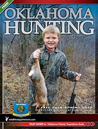Oklahoma hunting seasons regulations 2018 eregulations for Fishing license oklahoma