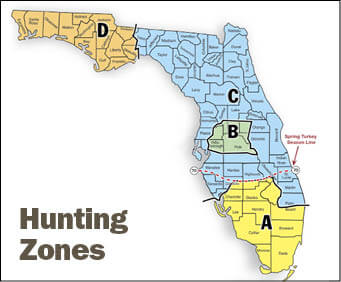 Florida Hunting Laws and Regulations - Total Survival |Florida Hunting Regulations
