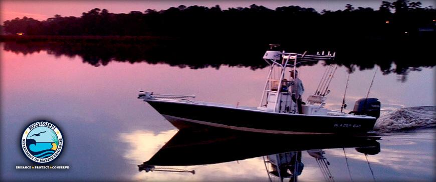 Mississippi Saltwater Fishing Regulations welcome slider