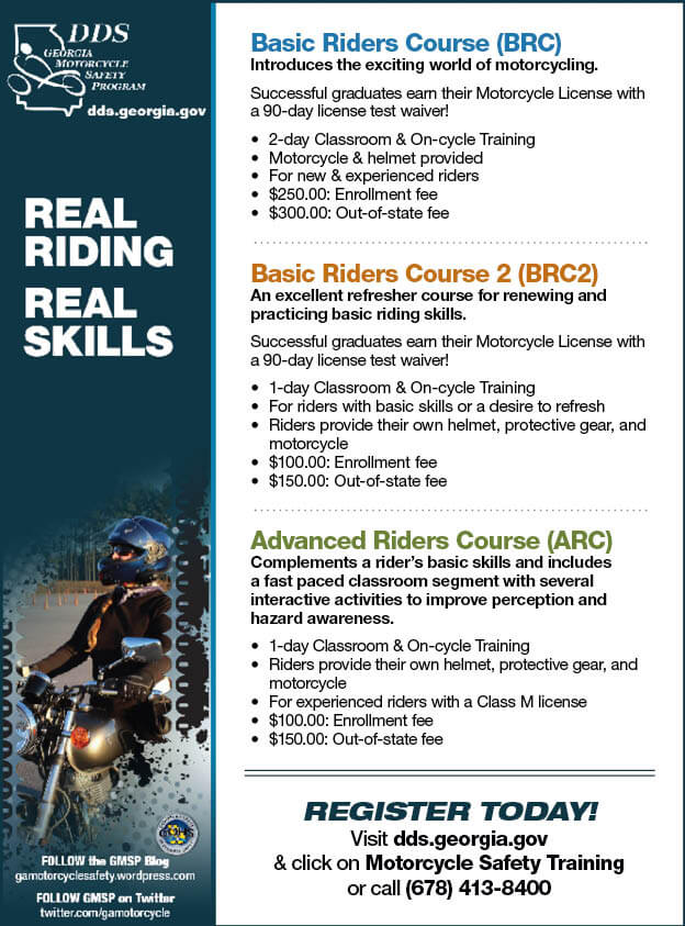 Dds Motorcycle Training