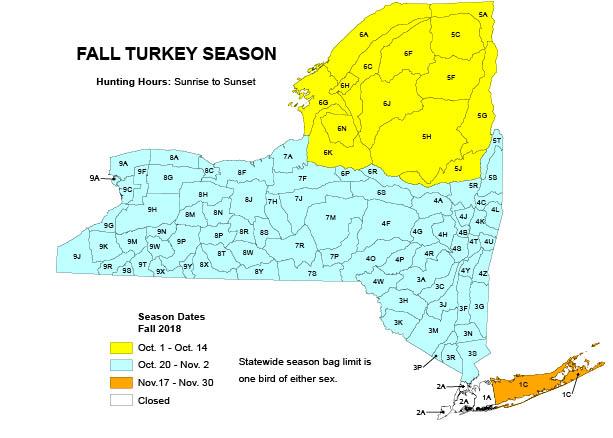 turkey hunting seasons new york hunting seasons regulations rh eregulations com LDS New Testament Student Manual Student Manual for Science