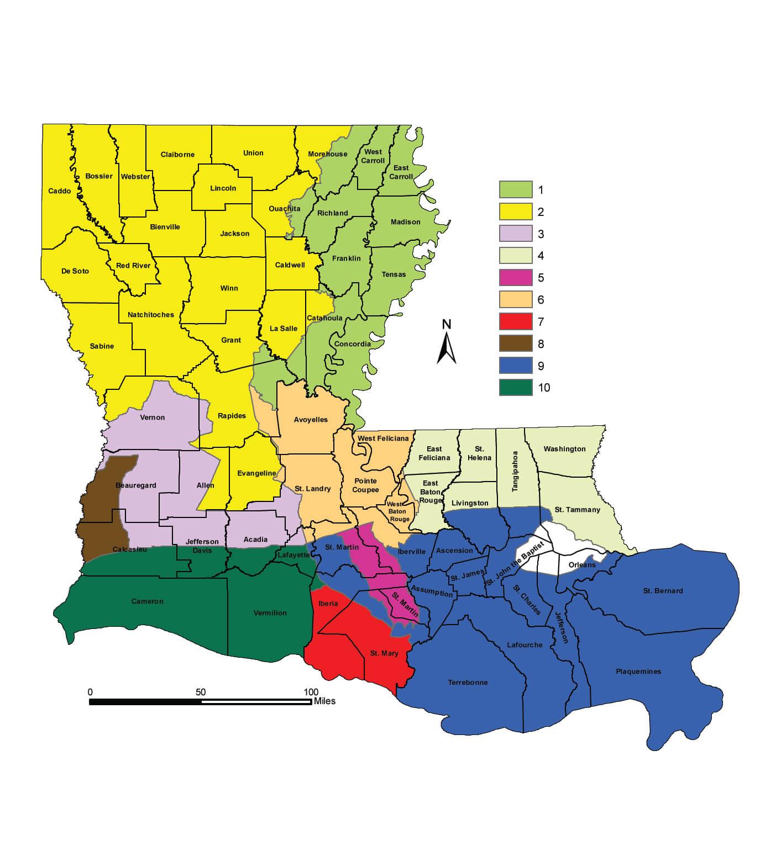 Deer Hunting Seasons | Louisiana Hunting Seasons & Regulations ... on