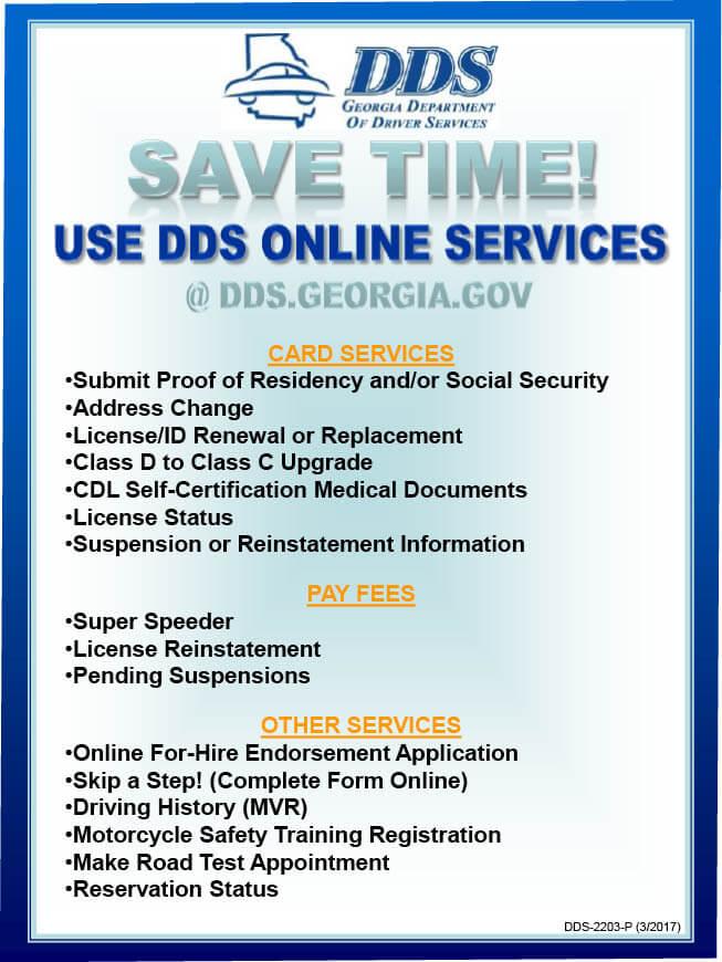 Dds Online Services Georgia Alcohol Drug Awareness Program Adap