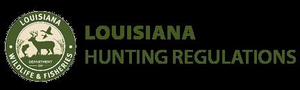 Federal Land Hunting Schedules | Louisiana Hunting Seasons