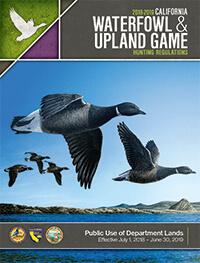 eRegulations - California Hunting - PDF
