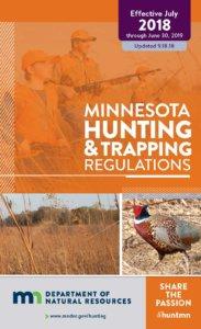 eRegulations - Minnesota Hunting - PDF