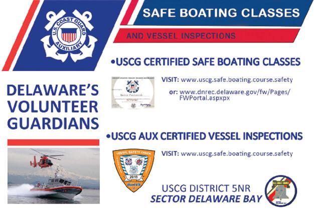 Boating Safety | Delaware Fishing Regulations – 2019