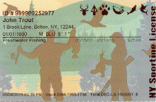 License Information | New York Fishing Regulations Guide