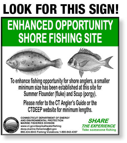 Enhanced Fishing Opportunities | Connecticut Fishing