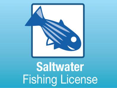 Recreational Saltwater Fishing License   Rhode Island Saltwater