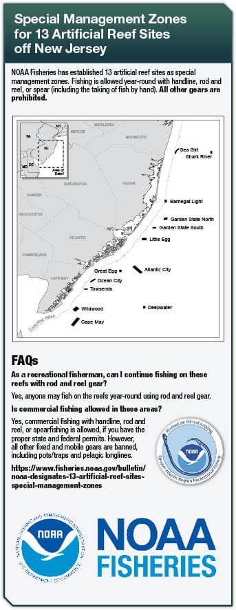 New Jersey Division Of Fish Wildlife New Jersey Saltwater Fishing Regulations 2019 Eregulations
