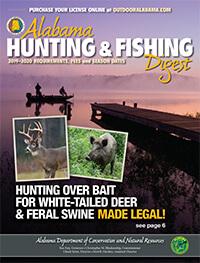 eRegulations - Alabama Hunting - PDF