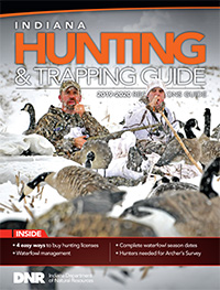 eRegulations - Indiana Hunting - PDF