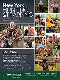 eRegulations - New York Hunting - PDF