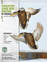eRegulations - Virginia Hunting - PDF