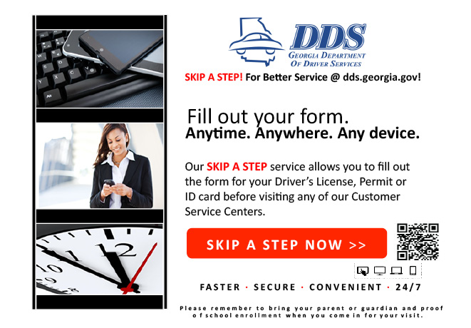 DDS Online Services | Georgia Drivers Manual – 2019