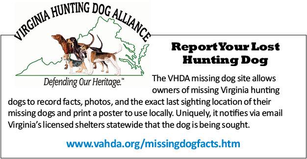 General Hunting Information | Virginia Hunting Seasons
