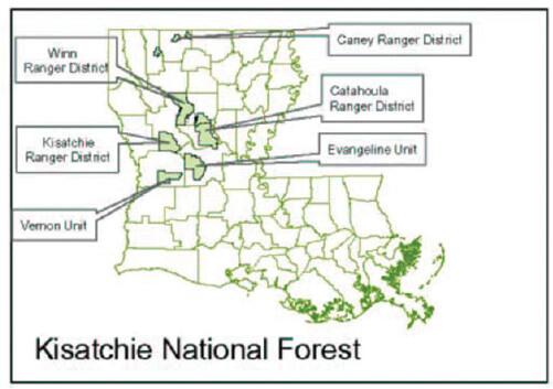 louisiana public hunting land map Federal Land Schedules Louisiana Hunting Seasons Regulations louisiana public hunting land map