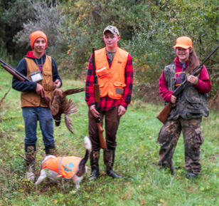 General Information   Rhode Island Hunting Seasons