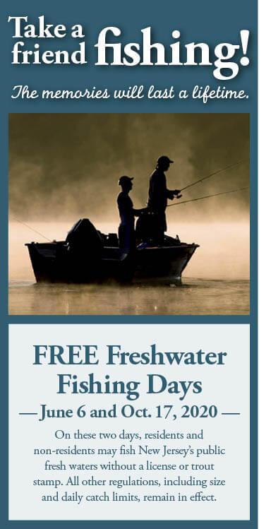 Telephone Directory New Jersey Saltwater Fishing Regulations 2020 Eregulations